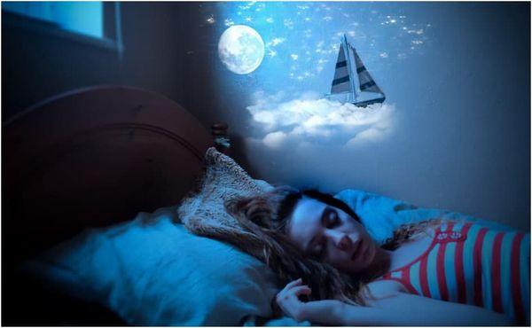 общение с духо во сне