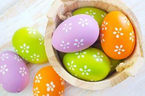 пасхальные яйца снятся