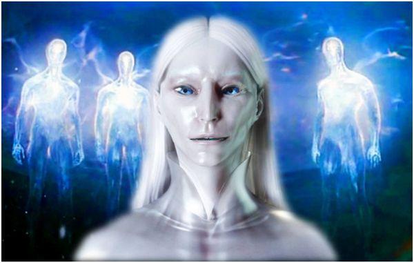 пришельцы Орионцы