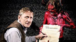 продажа души дьяволу