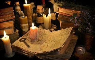 ритуалы на свечах