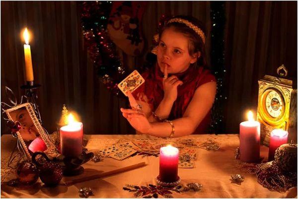 святочные гадания для детей