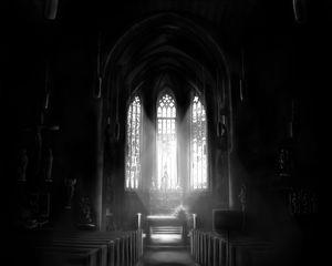 темная церковь