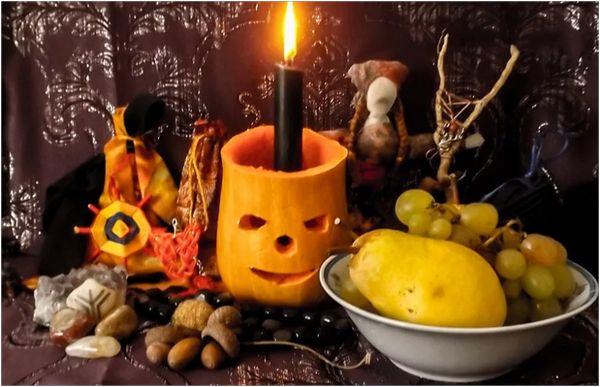 традиции празднования самхейна