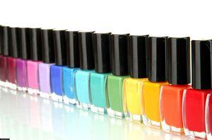 цвета лака для ногтей