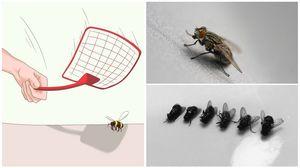 убить муху