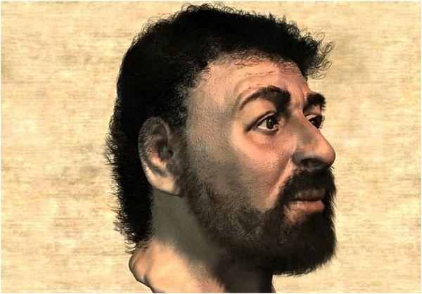 вариант внешнего вида иисуса