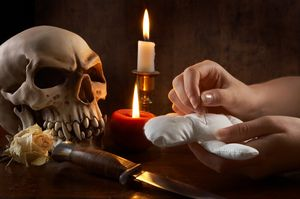виды заговоров на смерть
