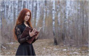 внешность ведьмы