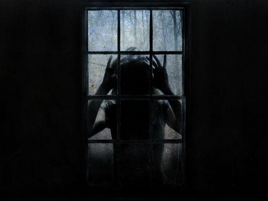 что то за окном